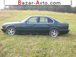 1992 BMW 5 Series E34