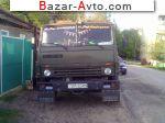 1991 КАМАЗ 5320