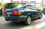 автобазар украины - Продажа 1988 г.в.  Audi 80 B3