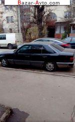 автобазар украины - Продажа 1990 г.в.  Mercedes HSE