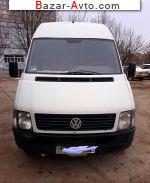 автобазар украины - Продажа 2004 г.в.  Volkswagen LT 35