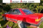 автобазар украины - Продажа 1986 г.в.  Audi 100