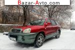 автобазар украины - Продажа 2002 г.в.  Hyundai Santa Fe