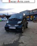 автобазар украины - Продажа 2002 г.в.  Smart Fortwo