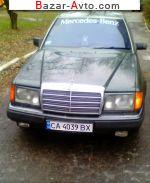 автобазар украины - Продажа 1990 г.в.  Mercedes HSE 124