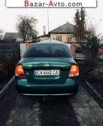 автобазар украины - Продажа 2004 г.в.  Chevrolet Aveo