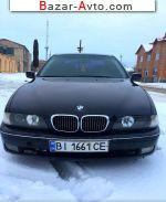 автобазар украины - Продажа 2000 г.в.  BMW 5 Series 520