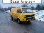 автобазар украины - Продажа 1988 г.в.  Volkswagen Transporter