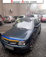 автобазар украины - Продажа 1993 г.в.  Nissan Micra