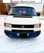 автобазар украины - Продажа 1996 г.в.  Volkswagen Transporter
