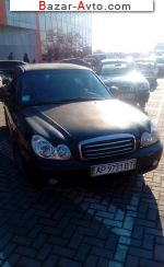 автобазар украины - Продажа 2003 г.в.  Hyundai Sonata