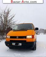 автобазар украины - Продажа 2002 г.в.  Volkswagen Transporter Т-4