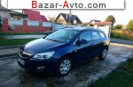 автобазар украины - Продажа 2012 г.в.  Opel Astra J Sport Tourer