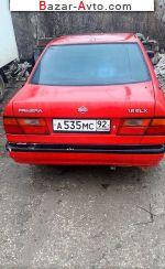 автобазар украины - Продажа 1992 г.в.  Nissan Primera