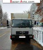 автобазар украины - Продажа 2002 г.в.  MAN