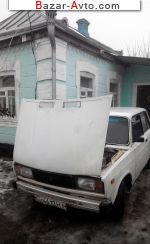 автобазар украины - Продажа 1988 г.в.  ВАЗ 2105