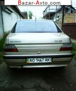 автобазар украины - Продажа 1990 г.в.  Peugeot 605