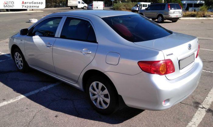 автобазар украины - Продажа 2009 г.в.  Toyota Corolla 1.33