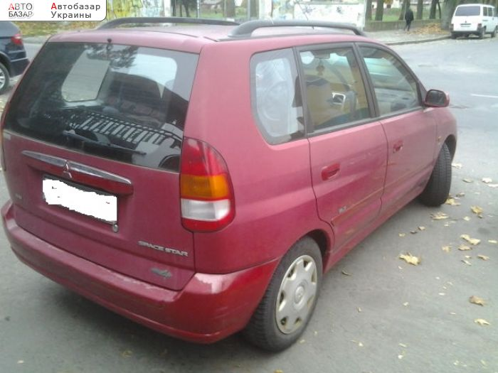 автобазар украины - Продажа 2003 г.в.  Mitsubishi Space Star