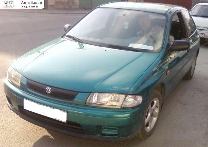 автобазар украины - Продажа 1998 г.в.  Mazda 323