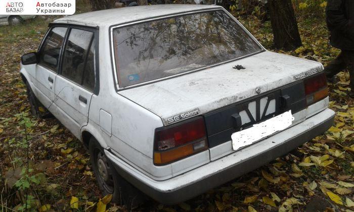 автобазар украины - Продажа 1985 г.в.  Toyota Corolla