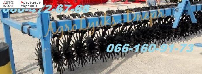 автобазар украины - Продажа 2019 г.в.  Трактор МТЗ Борона Ротационная навесная БР