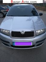 автобазар украины - Продажа 2005 г.в.  Skoda Fabia