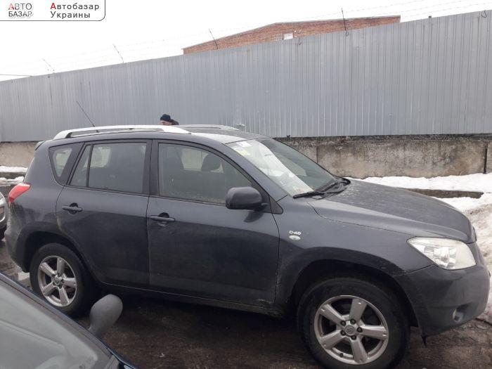 автобазар украины - Продажа 2006 г.в.  Toyota RAV4