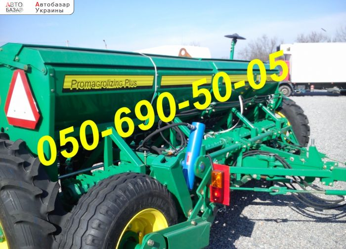 автобазар украины - Продажа    Зерновая сеялка Harvest 3,6