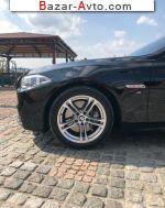 автобазар украины - Продажа 2015 г.в.  BMW 5 Series 525d xDrive Steptronic (218 л.с.)