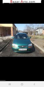 автобазар украины - Продажа 2004 г.в.  Chevrolet Aveo 1.6 MT (105 л.с.)