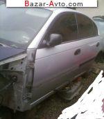 2001 Toyota Avensis