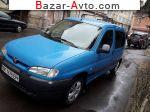 автобазар украины - Продажа 2000 г.в.  Peugeot Avka