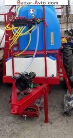2019 Трактор МТЗ Прицепные опрыскиватели  с объ