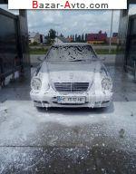 автобазар украины - Продажа 2001 г.в.  Mercedes E E 200 Kompressor MT (163 л.с.)