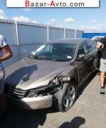 автобазар украины - Продажа 2015 г.в.  Volkswagen Passat 1.8 TSI DSG (152 л.с.)