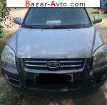 автобазар украины - Продажа 2007 г.в.  KIA Sportage 2.0 CRDi MT 4WD (112 л.с.)