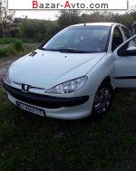 автобазар украины - Продажа 2008 г.в.  Peugeot 206 1.4 MT (75 л.с.)