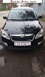 автобазар украины - Продажа 2011 г.в.  Skoda Fabia 1.2 TDI MT GreenLine (75 л.с.)