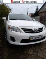 автобазар украины - Продажа 2010 г.в.  Toyota Corolla 1.33 MT (101 л.с.)