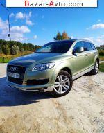 автобазар украины - Продажа 2009 г.в.  Audi Q7 3.0 TDI tiptronic quattro (240 л.с.)