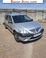 автобазар украины - Продажа 2008 г.в.  Dacia Logan 1.6 MT (87 л.с.)
