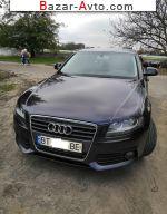 автобазар украины - Продажа 2008 г.в.  Audi A4 2.0 TDI multitronic (143 л.с.)
