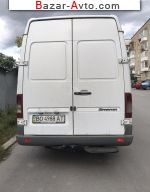 автобазар украины - Продажа 2006 г.в.  Mercedes Sprinter 413 CDI MT L1H1 (129 л.с.)