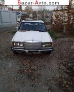 автобазар украины - Продажа 1983 г.в.  Mercedes E E 200 D 4MT (55 л.с.)