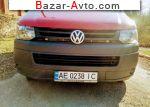 автобазар украины - Продажа 2010 г.в.  Volkswagen Transporter 2.0 TDI MT L1H1 (102 л.с.)
