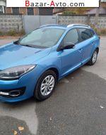 автобазар украины - Продажа 2014 г.в.  Renault Megane 1.6 dCi  МТ (130 л.с.)