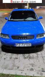 автобазар украины - Продажа 1998 г.в.  Audi A3 1.8 MT (125 л.с.)