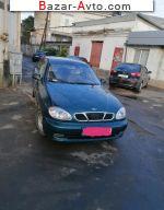автобазар украины - Продажа 2002 г.в.  Daewoo Lanos 1.5 MT (88 л.с.)
