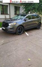 автобазар украины - Продажа 2016 г.в.  Ford Edge 2.0 EcoBoost 6-авт SelectShift  (240 л.с.)